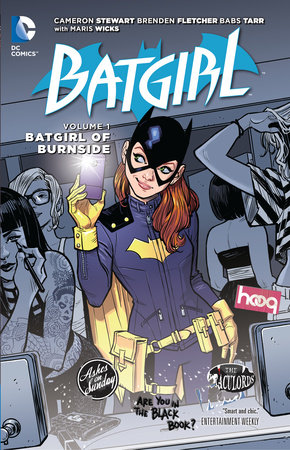Batgirl Vol. 1: Batgirl of Burnside (The New 52) by Cameron Stewart and Brenden Fletcher
