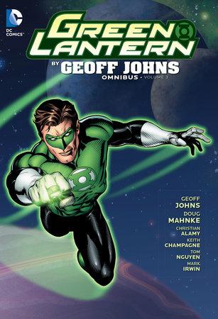Green Lantern by Geoff Johns Omnibus Vol. 3 by Geoff Johns