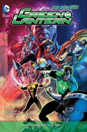 Green Lantern Vol. 6: The Life Equation (The New 52) by Robert Venditti
