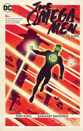 Omega Men: The End Is Here by Tom King