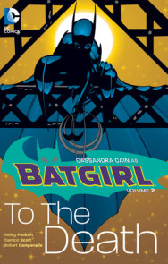 BATGIRL VOL. 2: TO THE DEATH