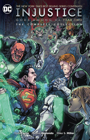 Injustice: Gods Among Us: Year Two The Complete Collection by Tom Taylor