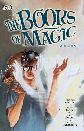 Books of Magic Book One by John Ney Rieber