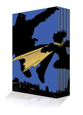 The Dark Knight Returns Slipcase Set by Frank Miller