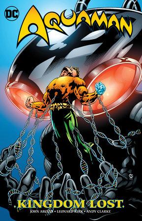 Aquaman: Kingdom Lost by John Arcudi