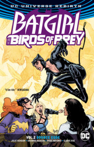 Batgirl and the Birds of Prey Vol. 2: Source Code (Rebirth)