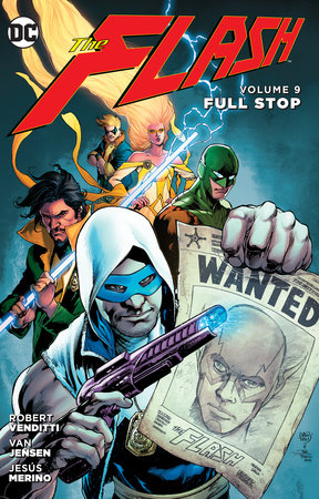 The Flash Vol. 9: Full Stop by Robert Venditti