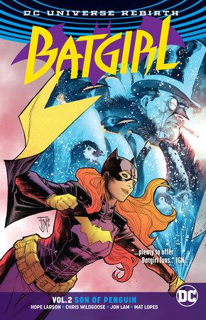 Batgirl Vol. 2: Son of Penguin (Rebirth) by Hope Larson