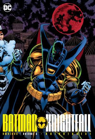 Batman: Knightfall Omnibus Vol. 2: Knightquest by Chuck Dixon
