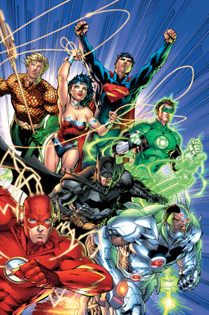 Absolute Justice League: Origin by Geoff Johns