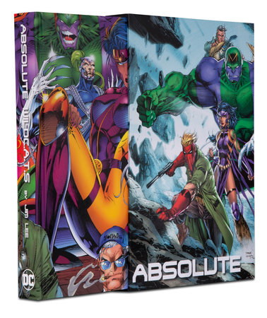 Absolute WildC.A.T.S. by Jim Lee by Jim Lee