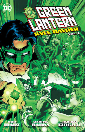 Green Lantern: Kyle Rayner Vol. 1 by Ron Marz