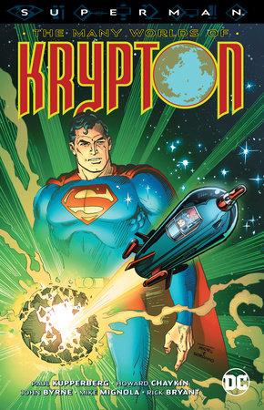 Superman: The Many Worlds of Krypton by John Byrne