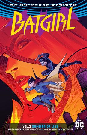 Batgirl Vol. 3: Summer of Lies (Rebirth) by Hope Larson