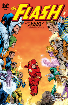 The Flash by Geoff Johns Book Five by Geoff Johns