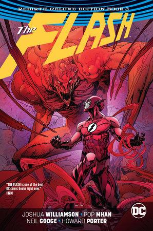 The Flash: The Rebirth Deluxe Edition Book 3 by Joshua Williamson