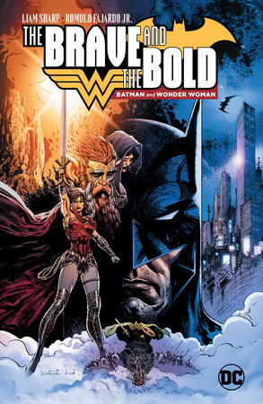 The Brave and the Bold: Batman and Wonder Woman by Liam Sharp