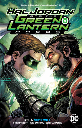 Hal Jordan and the Green Lantern Corps Vol. 6 by Robert Venditti