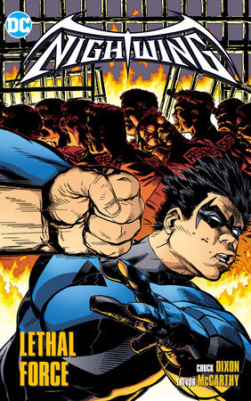 Nightwing Vol. 8: Lethal Force by Chuck Dixon