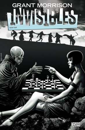 The Invisibles Book Four by Grant Morrison