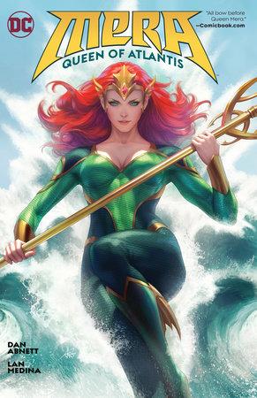 Mera: Queen of Atlantis by Dan Abnett
