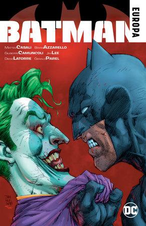 Batman: Europa by Brian Azzarello