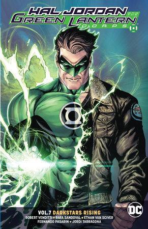 Hal Jordan and the Green Lantern Corps Vol. 7: Darkstars Rising by Robert Venditti