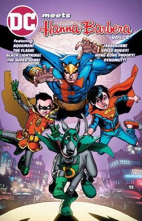 DC Meets Hanna Barbera Vol. 2 by Dan Abnett