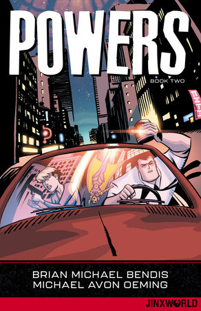Powers Book Two by Brian Michael Bendis