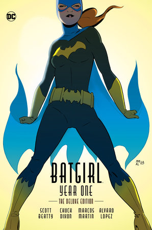 Batgirl: Year One Deluxe Edition by Chuck Dixon