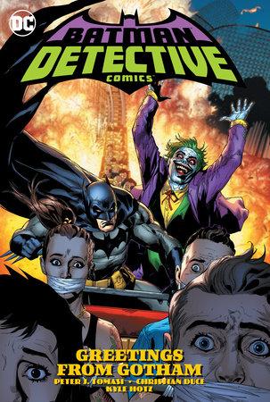 Batman: Detective Comics Vol. 3: Greetings from Gotham by Peter J. Tomasi