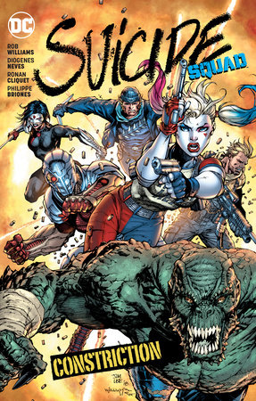 Suicide Squad Vol. 8: Constriction by Rob Williams