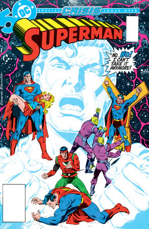 Crisis on Infinite Earths Companion Deluxe Edition Vol. 2 by Marv Wolfman