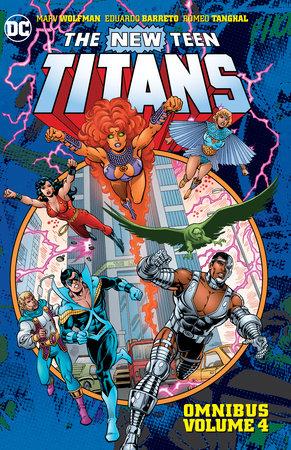 New Teen Titans Omnibus Vol. 4 by Marv Wolfman