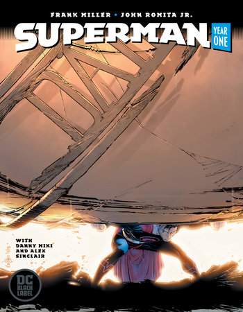 Superman: Year One by Frank Miller