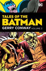 Tales of the Batman: Gerry Conway Vol. 3