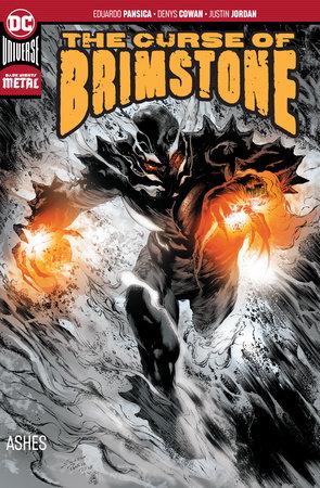 The Curse of Brimstone Vol. 2: Ashes by Justin Jordan