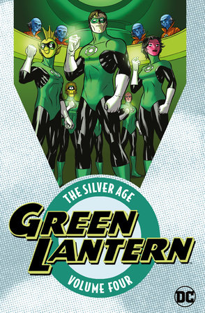 Green Lantern: The Silver Age Vol. 4 by Various