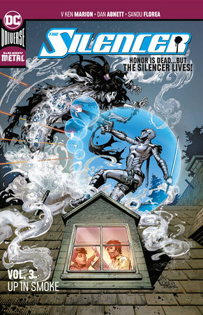 The Silencer Vol. 3: Up in Smoke by Dan Abnett
