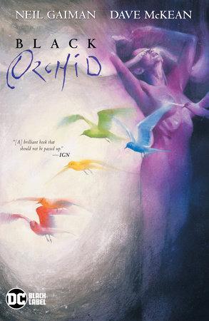 Black Orchid by Neil Gaiman