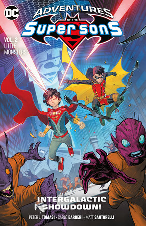 Adventures of the Super Sons Vol. 2 by Peter J. Tomasi