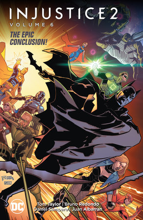 Injustice 2 Vol. 6 by Tom Taylor