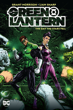 The Green Lantern Vol. 2: The Day The Stars Fell by Grant Morrison
