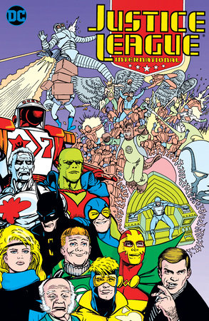 Justice League International Book One: Born Again by Keith Giffen and J.M. Dematteis