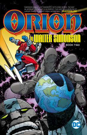 Orion by Walter Simonson Book Two by Walt Simonson