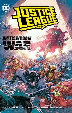 Justice League Vol. 5: The Doom War by Scott Snyder