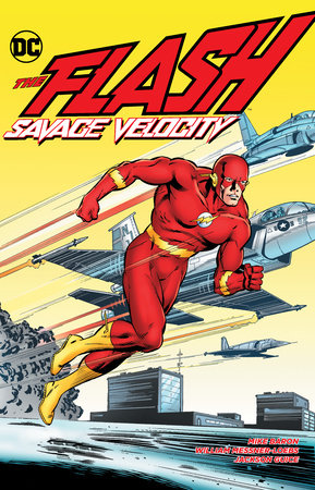 The Flash: Savage Velocity by Mike Baron