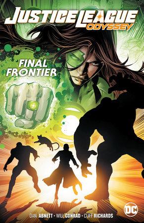Justice League Odyssey Vol. 3: The Final Frontier by Dan Abnett