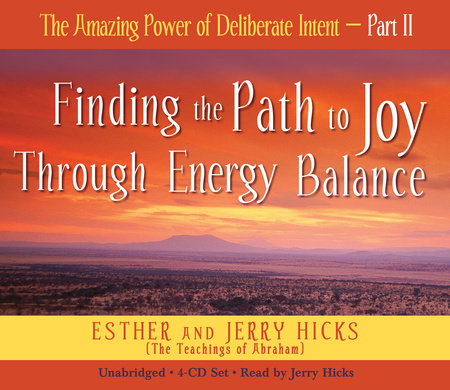 The Amazing Power of Deliberate Intent 4-CD by Esther Hicks