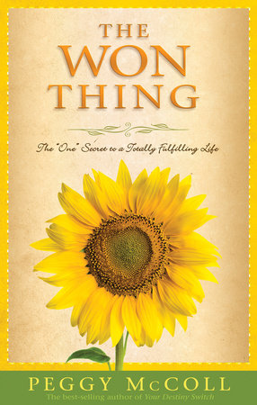 The Won Thing by Peggy Mccoll
